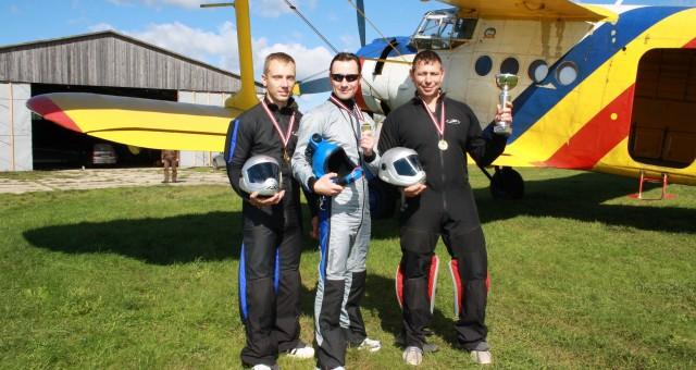 2012.gada Latvijas atklātais čempionāts izpletņlēkšanā