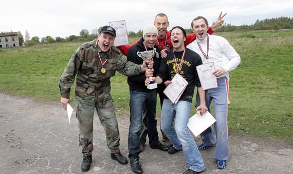 2007. gada Latvijas čempionāta rezultāti