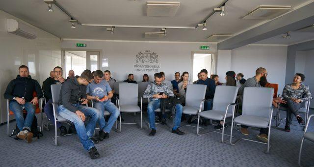 Atskats uz drošības semināru Rīgā